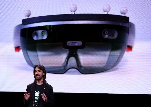 Microsoft hails revamped goggles as more immersive and easy to wear