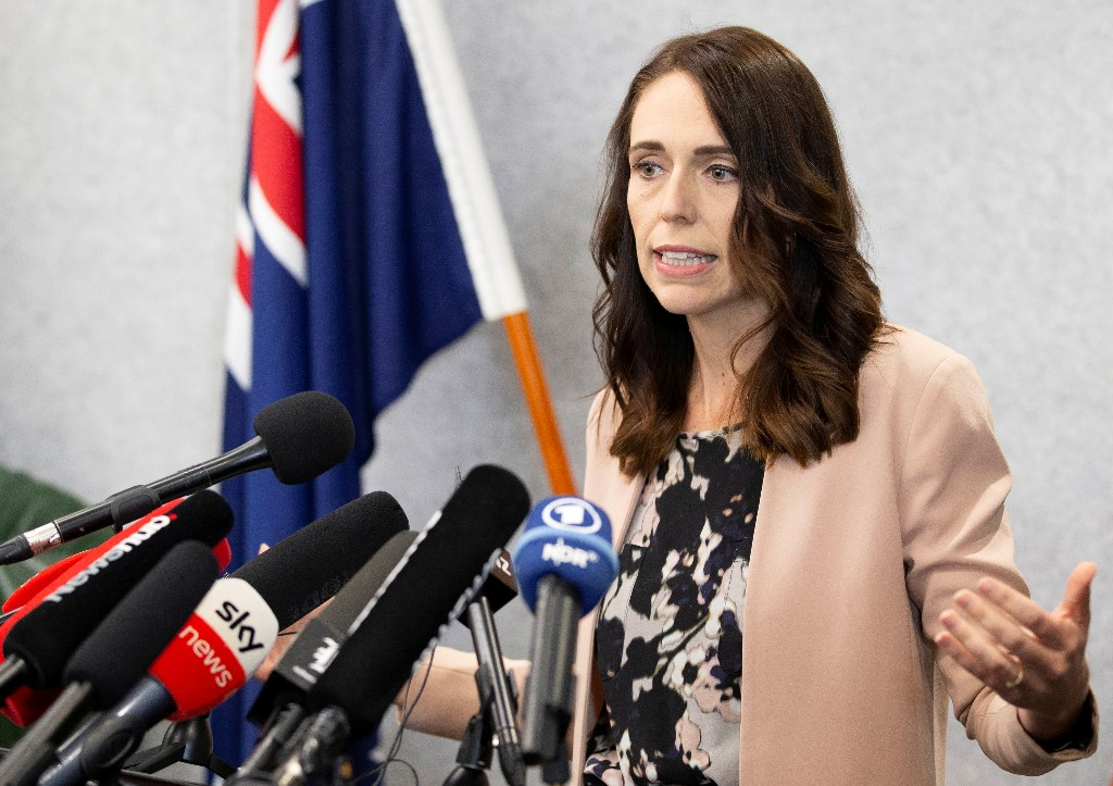 New Zealand's Ardern expected to resist call to delay vote as virus flares up