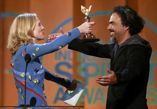 Stars Come Out For the Film Independent Spirit Awards