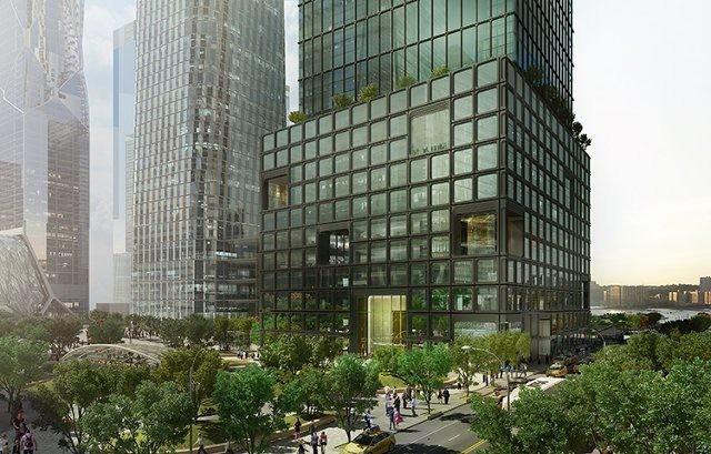 New York's New $20 Billion Neighborhood Of Skyscrapers Is Designed With Millennials In Mind