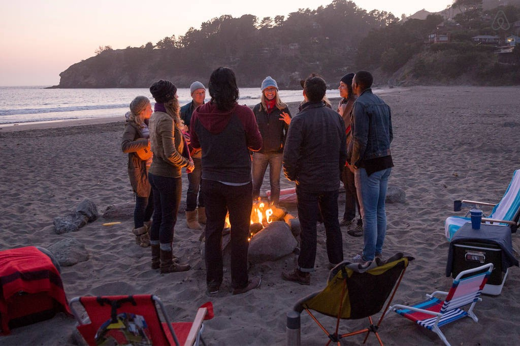 Day 1: Welcome Picnic at the Beach