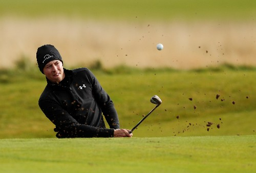 Fitzpatrick leads by one at Italian Open as Molinari, Lowry and Casey miss cut
