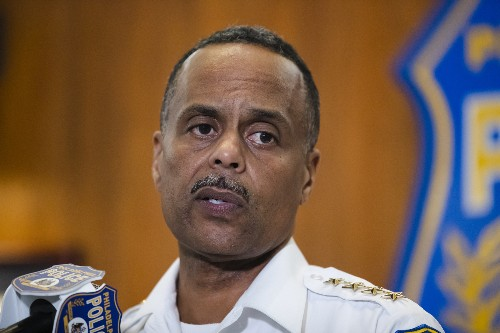 Philly police head resigns after mayor reads bias lawsuit