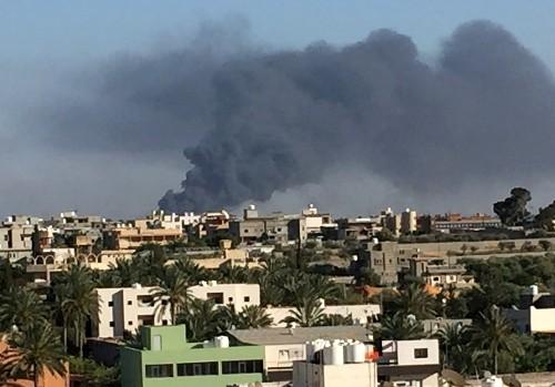 Cholera, more civilian casualties feared in Libya - WHO