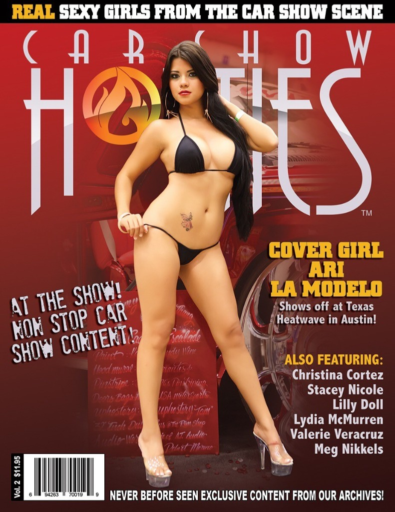 Car Show Hotties - cover