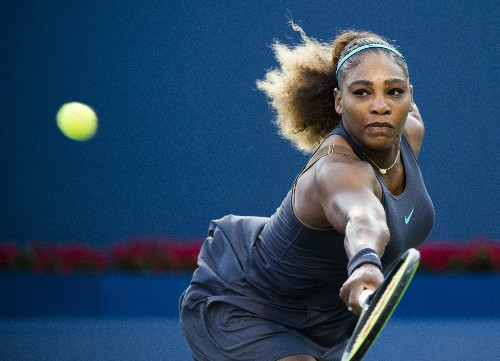 Serena Williams reaches Rogers Cup quarters in Toronto