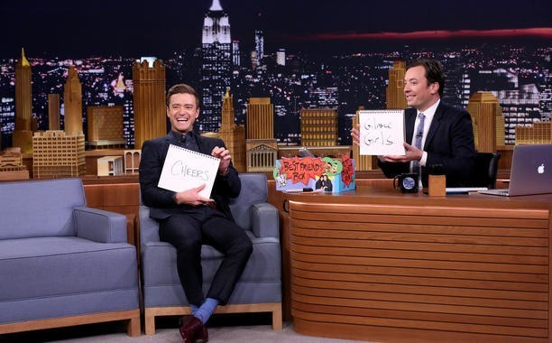 Justin Timberlake and Jimmy Fallon prove they're totally best friends