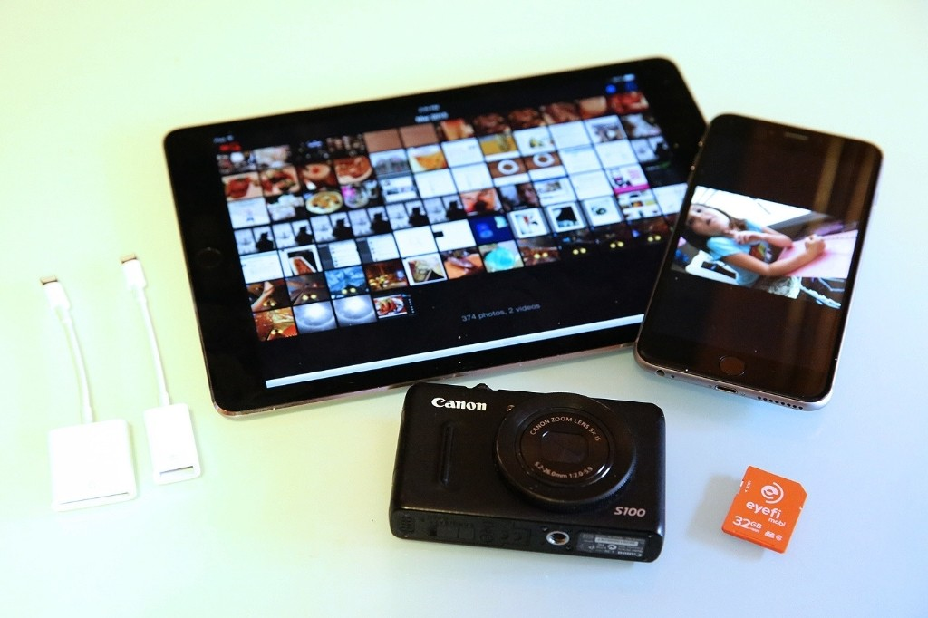 How-To: Transfer, edit, and share DSLR or point-and-shoot photos using your iPhone or iPad