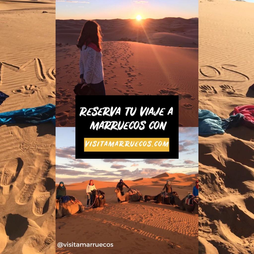 Tours De Marrakech A Fez Por El Desierto  - Cover