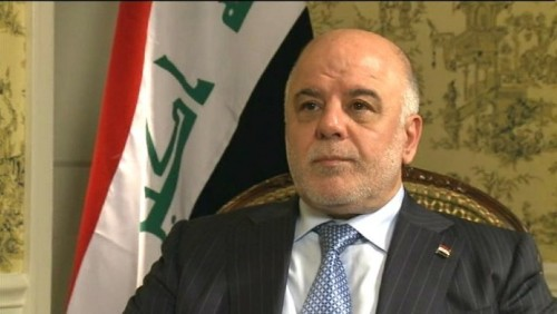 Iraqi PM announces 'end of war' against Islamic State group
