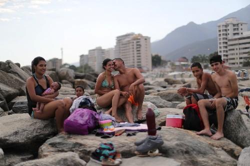 Venezuelans seek joy amid the chaos