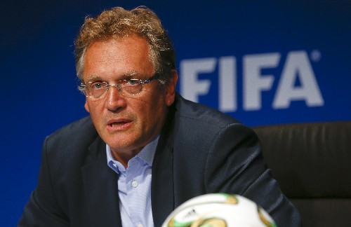 Soccer: Former FIFA secretary general Valcke and BeIN sports chairman indicted