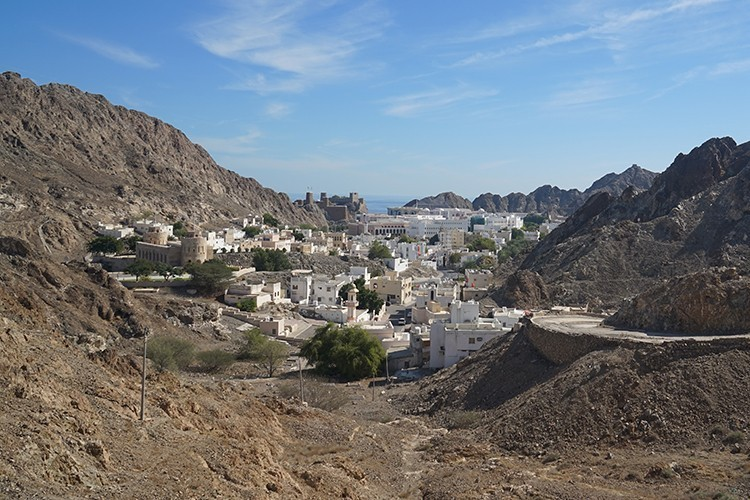 Arabian sights: road-tripping in Oman