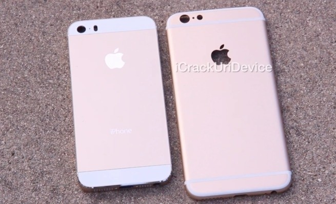 Alleged iPhone 6 housing makes another on-screen appearance, ugly antenna breaks still present (Video)