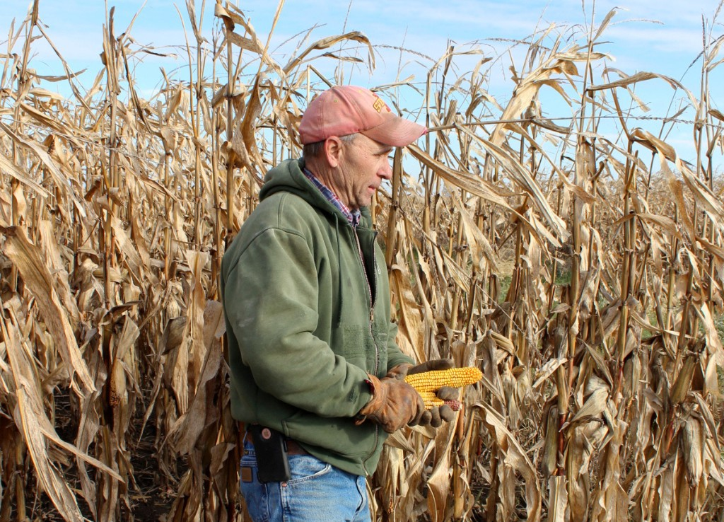 Monday storm impacts some 10 million acres of Iowa farmland