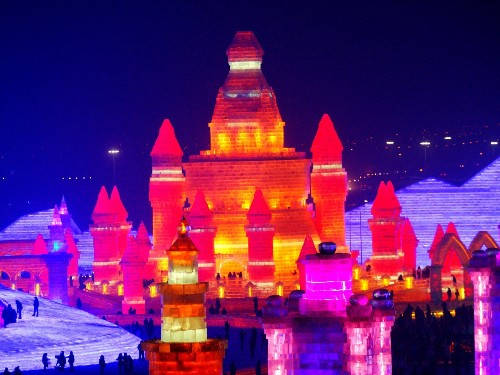 Harbin Ice and Snow Festival: Pictures