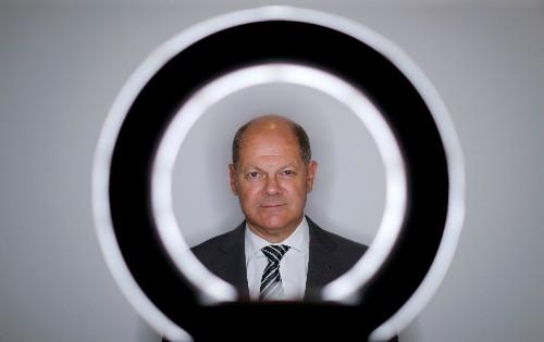 Scholz will mit Kandidatur SPD zu alter Stärke verhelfen