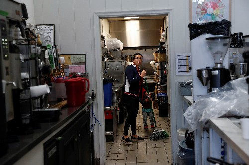 From bartering to begging for relief, struggling Americans confront April rent