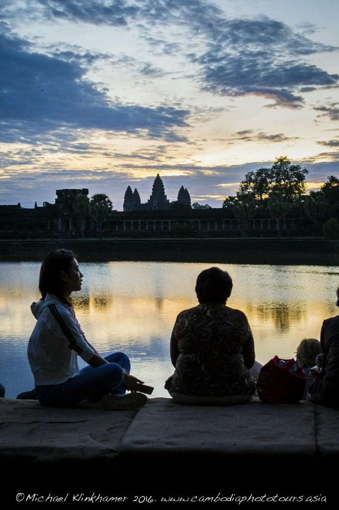 Angkor Wat tempel avontuur ervaringen in Cambodja. - Magazine cover