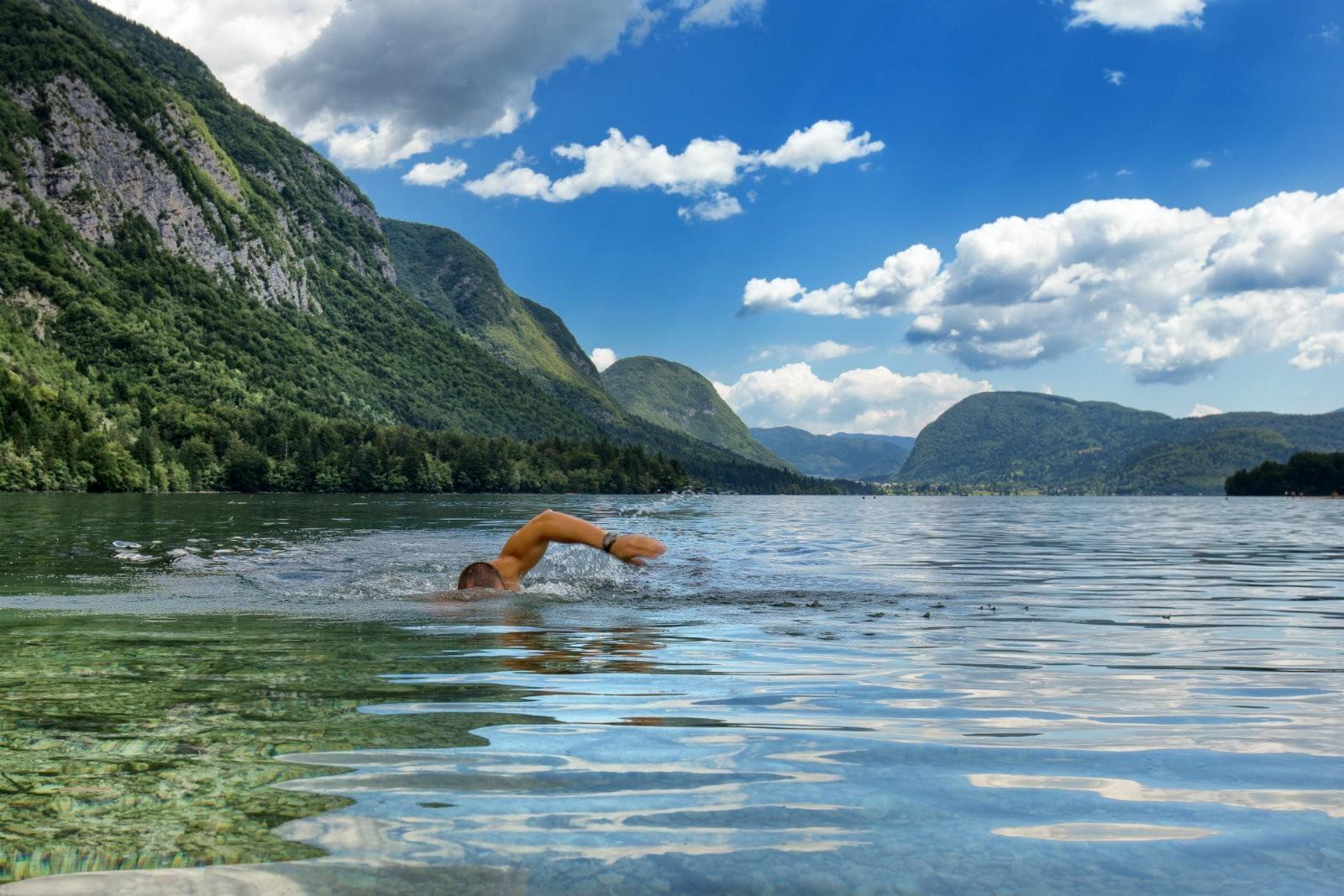 Europe's best wild swimming