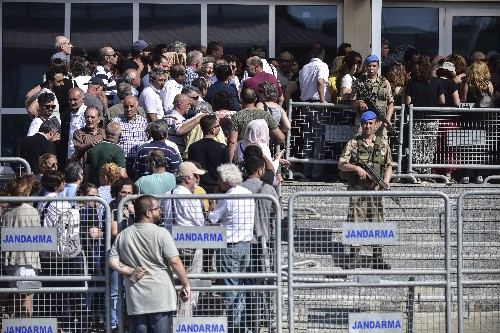 Criticism as Turkey puts 16 on trial for anti-govt protests