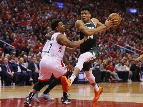 Giannis, Harden are unanimous All-NBA first-team picks