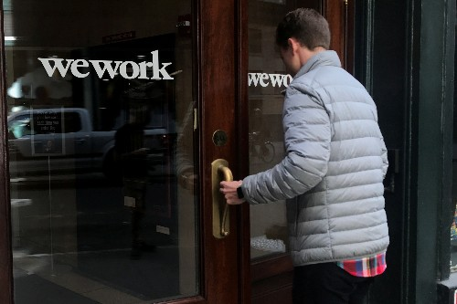 SoftBank seeks control of WeWork through financing package: source