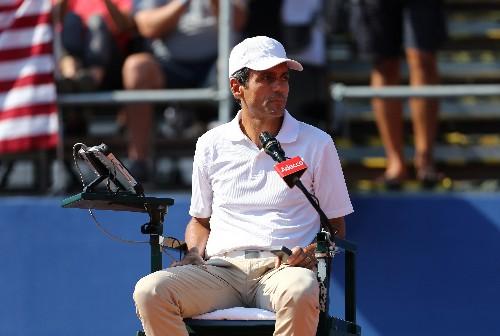Tennis: Chair umpire Ramos has lasting impact on U.S. Open