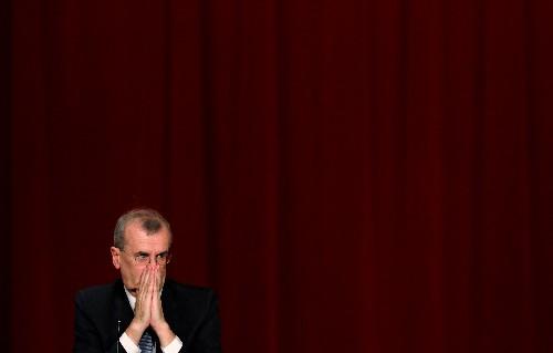 Brexit turmoil has quietened other countries' calls to quit EU: ECB's Villeroy