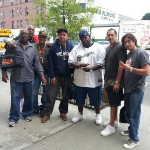 Flower Cool with the Legendary TATS CRU and Treacherous 3 dj, dj Easy Lee & Cold Crush dj, dj Tony Tone The Bronx, NY...ROCK ON!!!