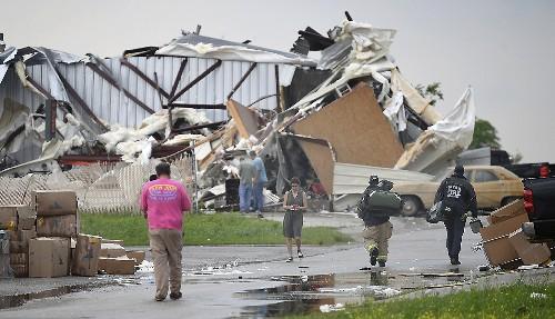 Woman, 2 children die in North Texas flash flood