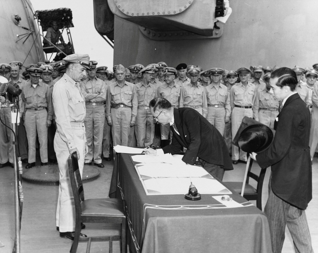From outbreak to surrender: World War Two in the Pacific