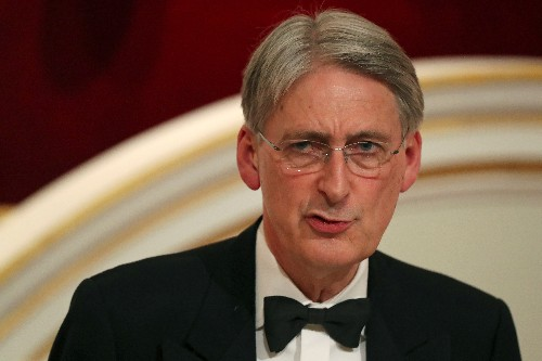 UK to launch second sovereign sukuk: Hammond