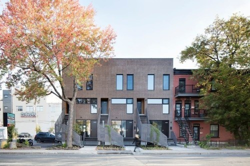 Articles about meet your new neighbors minimal town houses character on Dwell.com