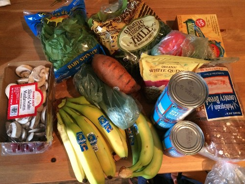 I saved 50% of my income for a month — here's the simple strategy I used to keep my grocery bill under $60 total