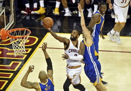 Cavaliers Avoid Sweep, Beat Warriors in Game 4: Pictures