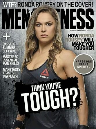 The Fitness Times - Magazine cover