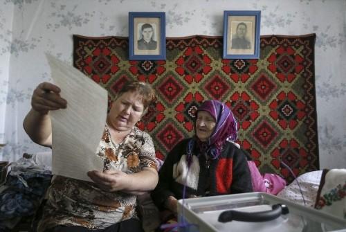 Ukraine's vote proves Putin wrong and puts anti-Semitic past behind