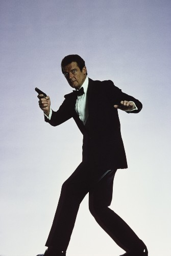 Roger Moore: A Life in Pictures