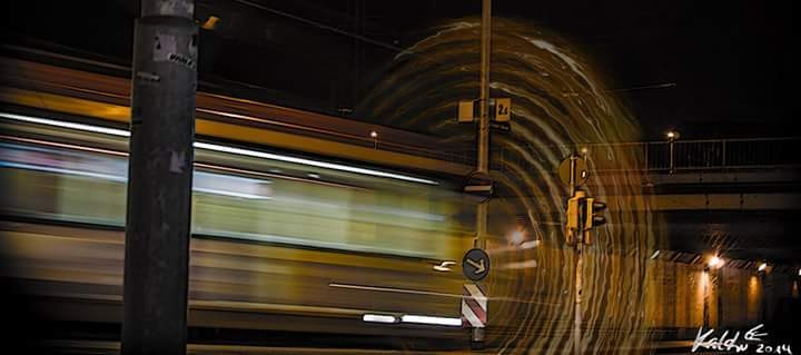 TITEL: Zurück in die Zukunft ...... LOCATION: Hauptbahnhof Nürnberg Germany..... ©Copyright by Kalki Kalkbrenner™