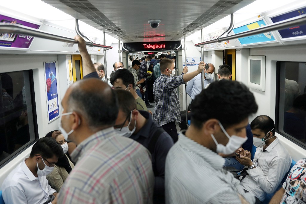 إيران تسجل أعلى عدد يومي للوفيات بمرض كوفيد-19