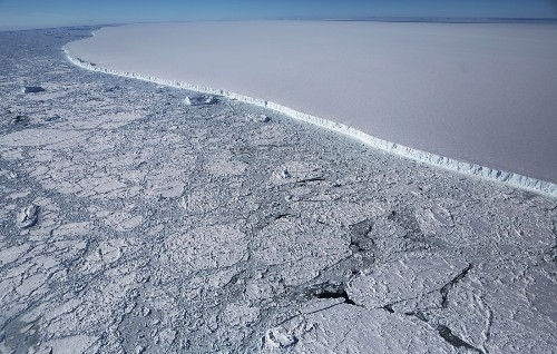 NASA's Operation IceBridge in Antarctica: Pictures