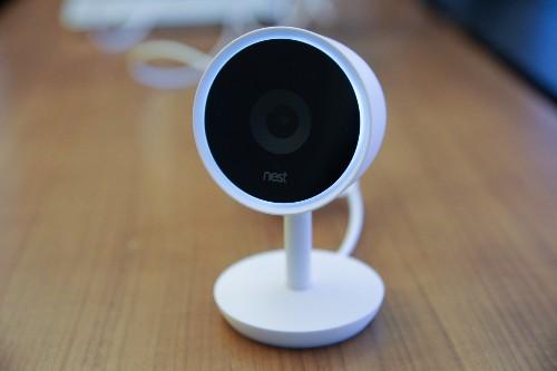 Nest's latest home camera is the super smart Nest Cam IQ