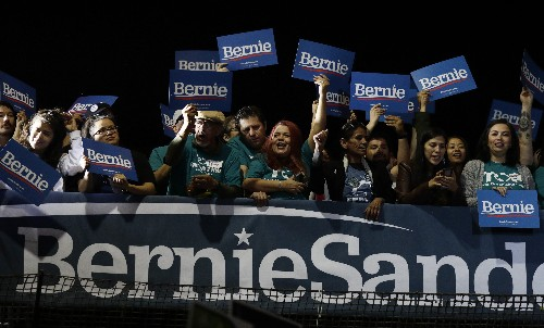 Sanders on top: Key takeaways from the Nevada caucuses
