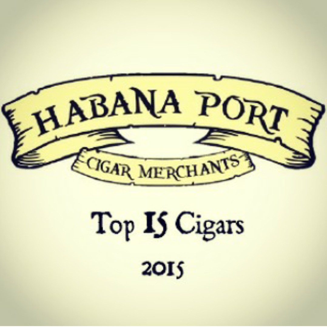 Visit our blog at midnight at www.habanaportblog.com to check out our favorite 15 cigars in 2015.