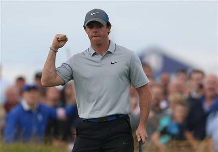 McIlroy poised to move closer to career Grand Slam