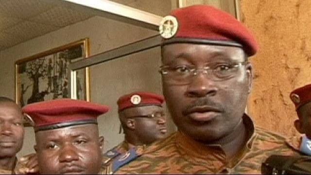 African Union gives Burkina Faso's military two week deadline