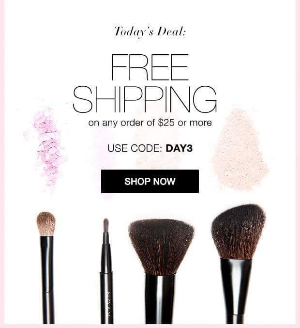 Avon's deal of the day at youravon.com/awright6142 #deals #hurry #AVON
