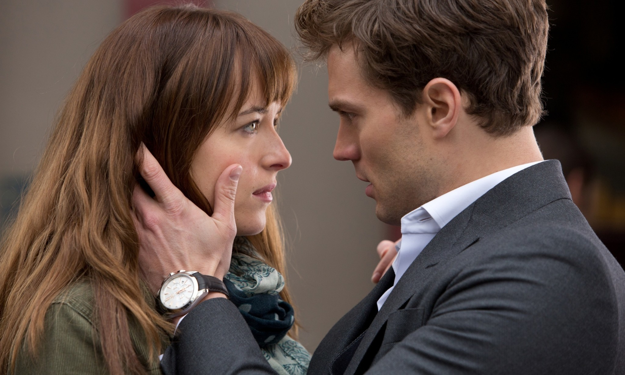 Record-breaking opening weekend for Fifty Shades of Grey film