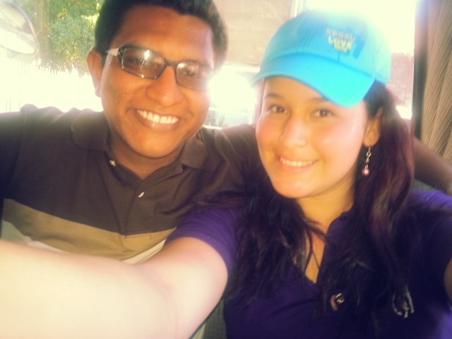 It was such a gr8 day with my baby!!! <3 nos juimos pa Managua pss!! :-) :-D
